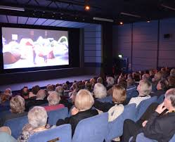 N209/0217 Chapter Arts Centre – Dementia Friendly Screenings