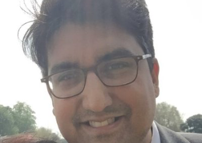 Research Training Fellow: Dr Jatinder Minhas