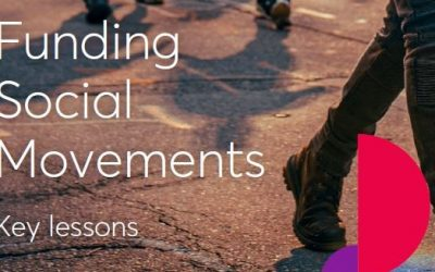 Social movements for health report published
