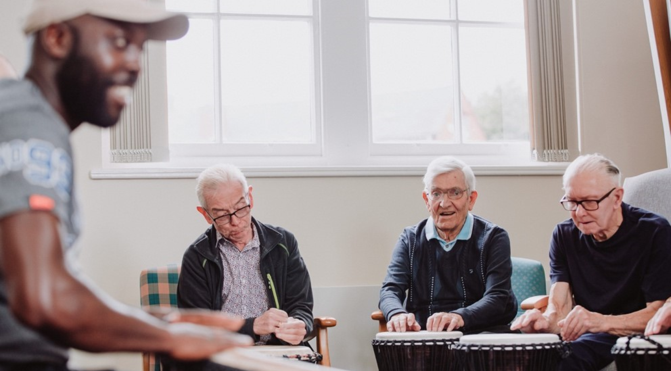 Can music therapy protect cognitive functions in older people?